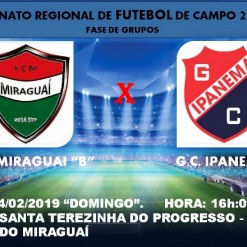 Após vitória, Grêmio Cultural Ipanema tem mais um desafio pelo Regional