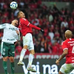 Árbitro relata xingamentos de Medeiros e Melo após Inter e Palmeiras