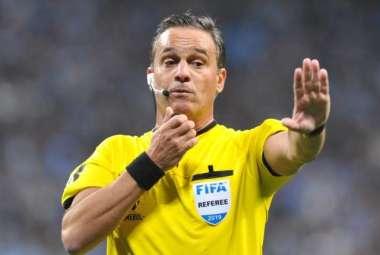 Após apitar jogo do Grêmio contra o Palmeiras, argentino Patricio Loustou comandará partida do Inter contra o Flamengo