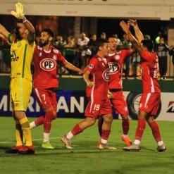 Chapecoense empata em casa e dá adeus à Copa Sul-Americana