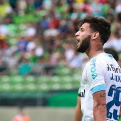 Com time reserva, Grêmio empata com o América-MG em BH
