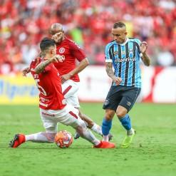 Como Libertadores influencia escalações para Gre-Nal do Brasileiro