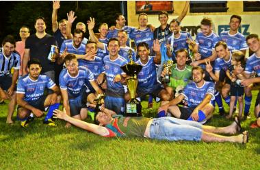 Laju é o atual campeão da Serie Ouro