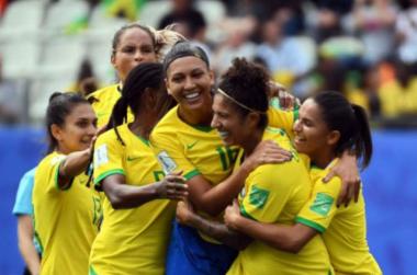 Brasil estreou com vitória na Copa do Mundo