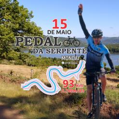 Evento de Cicloturismo acontece em Mondaí e municípios do RS neste sábado