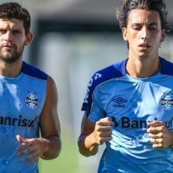 Geromel tem lesão e Grêmio deve usar zaga reserva nas quartas do Gauchão