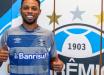 Grêmio anuncia rescisão contratual com o centroavante André