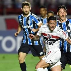 Grêmio e São Paulo empatam por 0 a 0 no Morumbi