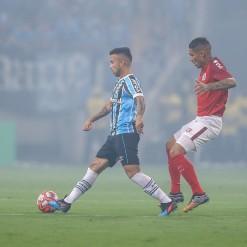 Grêmio se inspira em 'era Arthur' e tenta remontar meio-campo dominador