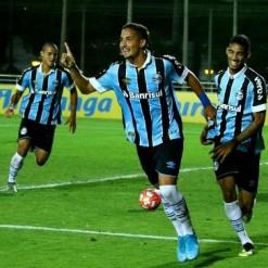 Grêmio vence Athletico-PR e está na final da Copa RS Sub-20