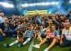Grêmio vence Inter nos pênaltis após VAR e confusão e é bicampeão gaúcho