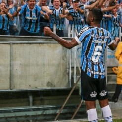 Grêmio vence o 'Gre-Nal dos reservas' na Arena