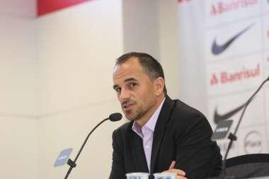 Diretor executivo de futebol Rodrigo Caetano