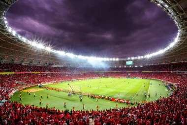 Beira-Rio terá casa cheia na volta contra o Flamengo
