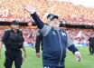 Maradona emagrece e