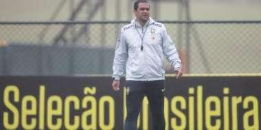 André Jardine divulgou hoje a relação de convocados para o Torneio de Toulon
