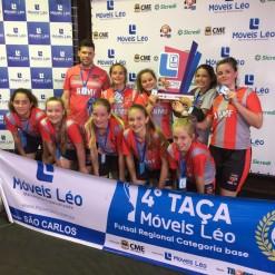 Mondaí conquista título pela Taça Móveis Léo