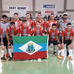 Mondaí é vice campeão da fase regional da Olesc