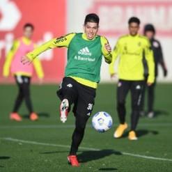Palacios não deslancha e frustra expectativa no Inter