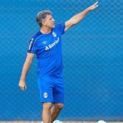 Renato reafirma desejo de permanecer no Grêmio em 2020