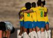 Seleção feminina vence a Argentina por 3 a 1 em amistoso