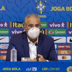 Tite convoca seleção brasileira para os jogos das Eliminatórias