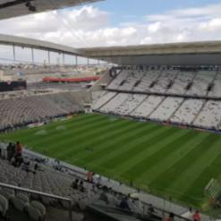Torcedor de 23 anos morre durante jogo do Corinthians