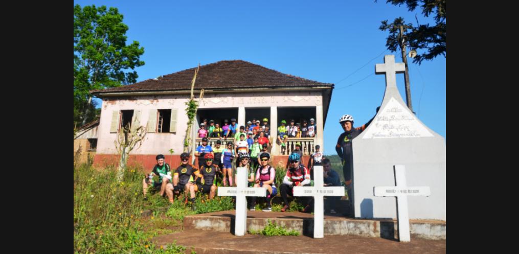 Caminho dos Pioneiros inaugura Cicloturismo de dois dias e encanta participantes (Foto: Divulgação)