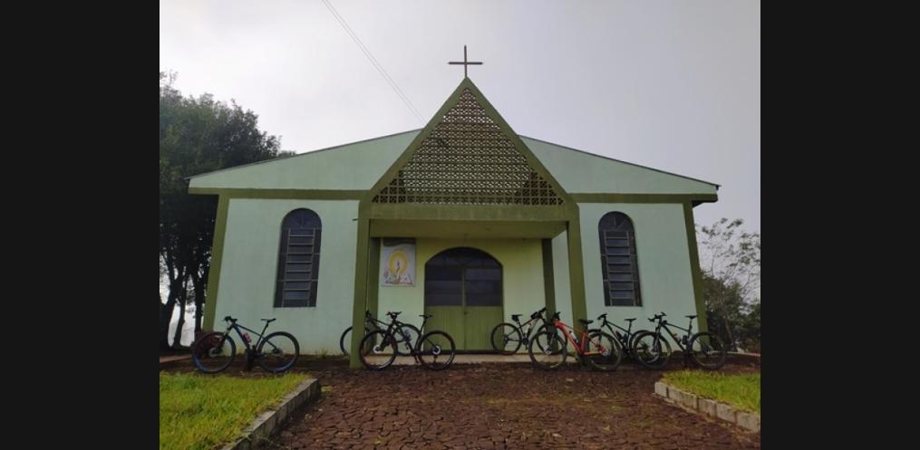 Ciclistas percorrem 15 comunidades de Riqueza (Foto: Natur Cicloturismo)