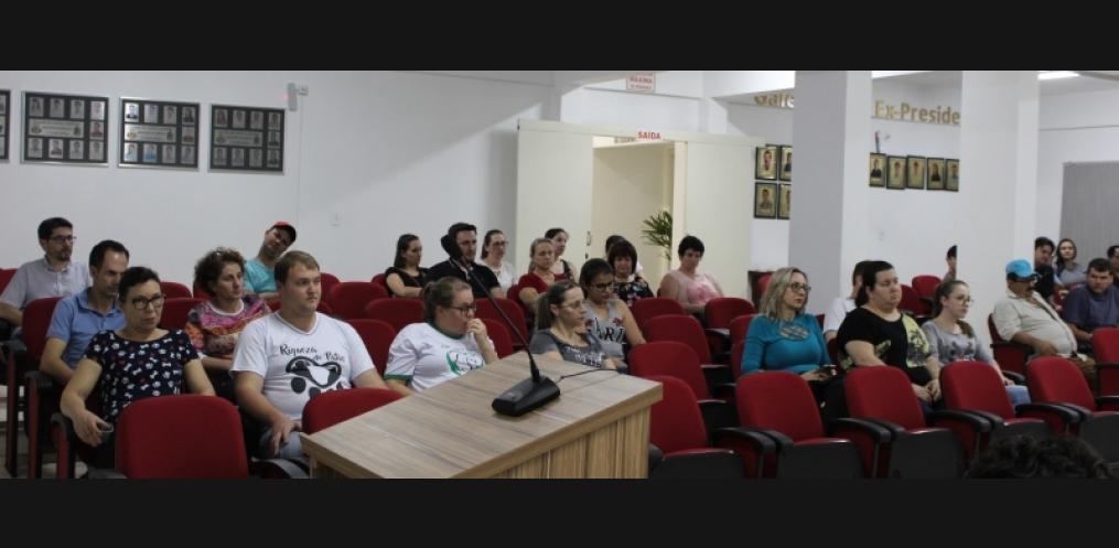 Divulgação / Câmara de Vereadores de Riqueza