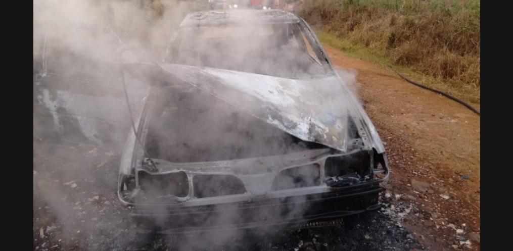Foto: Bombeiros Iporã do Oeste / Divulgação