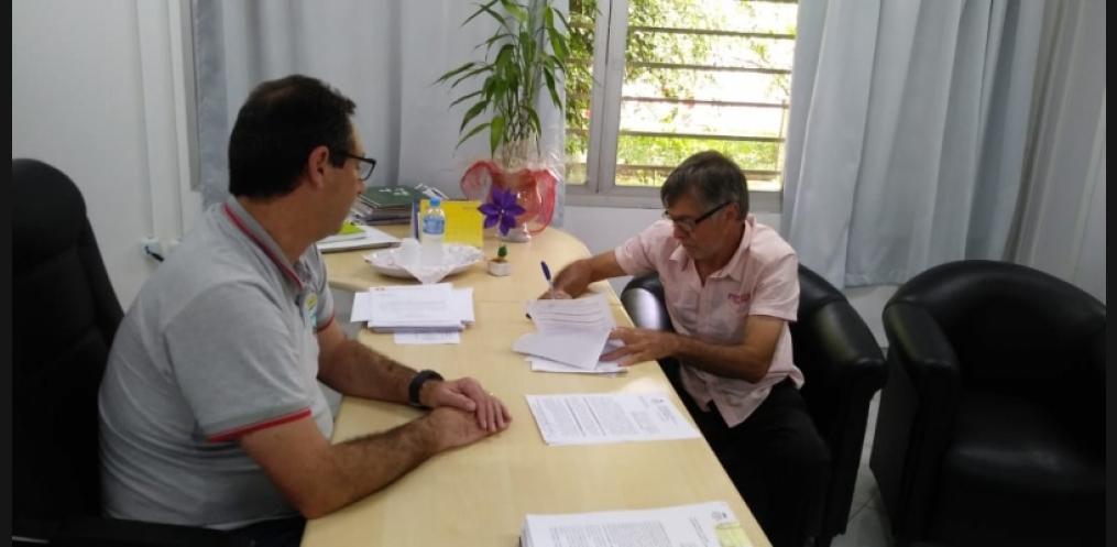 Foto: Divulgação / Ascom Mondaí