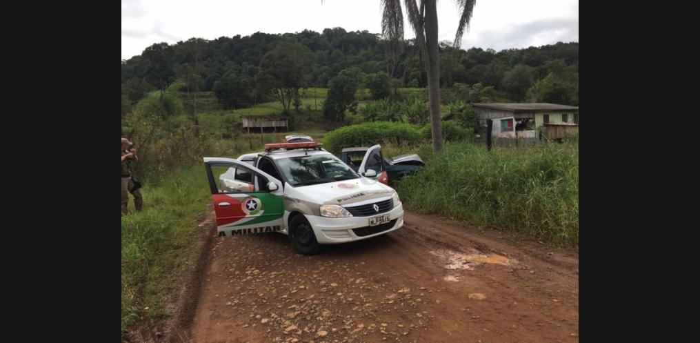 Foto: PM de Mondaí / Divulgação