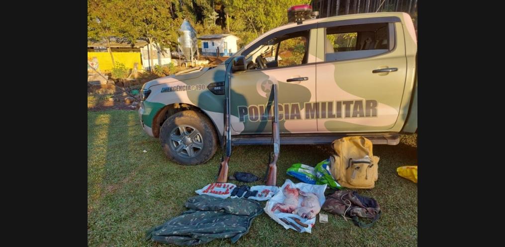 Foto: Polícia Militar Ambiental / Divulgação