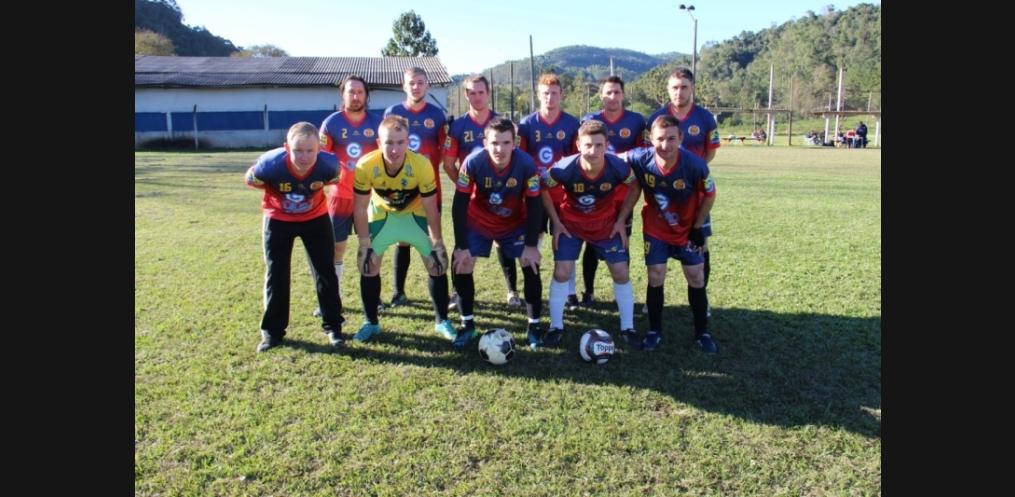 Juventude de Alto Mondaizinnho, finalista da Serie Prata (Foto: Noticiário Regional)