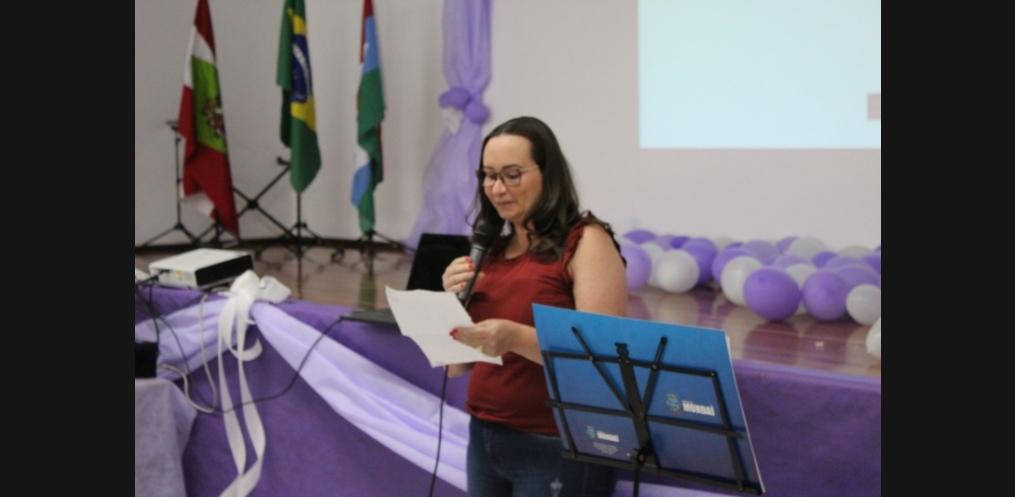 Tamara Melo / Ascom Mondaí