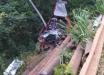 Acidente deixa duas vítimas fatais na SC-283 entre Riqueza e Caibi