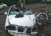 Acidente envolvendo 4 veículos causa morte no Oeste