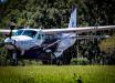 Aerosul apresenta aeronave que fará voos regulares entre SMOeste e Florianópolis