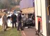 Antes de jogar carro contra caminhão, pai manda filho gravar vídeo de adeus a mãe