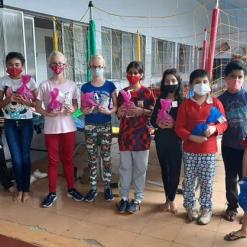 Assistência Social promove 'Semana da diversão para crianças'