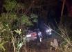 Automóvel se envolve em grave acidente com carreta na BR-282