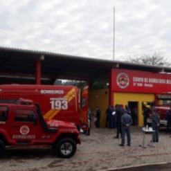 Bombeiros de Mondaí já atenderam mais de 80 ocorrências
