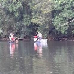 Cinco pessoas da mesma família morrem afogadas em rio