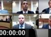 Comissão da Alesc aprova relatório de impeachment contra Moisés e Daniela