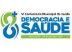 Conferência de Saúde de Riqueza abordará 'Democracia e Saúde'