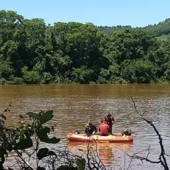 Corpo de pescador que se afogou no Rio Chapecó é localizado