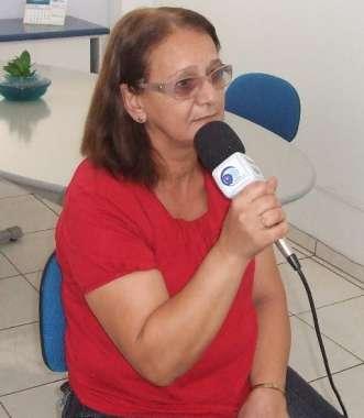 Diretora também homenageou professores pela passagem do seu dia