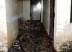 Escola fica destruída após incêndio no Oeste