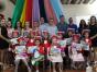 Escola de Laju realiza formatura de alunos do pré-escolar